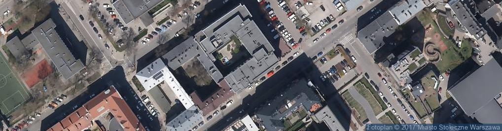 Zdjęcie satelitarne TEACUP Grzegorz Płomiński