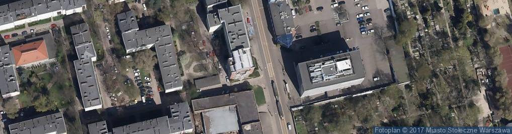 Zdjęcie satelitarne Tech Food Trading Sp. z o.o.
