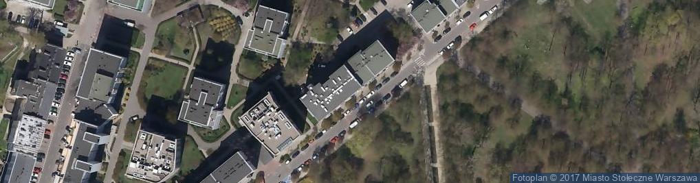 Zdjęcie satelitarne Technoplan