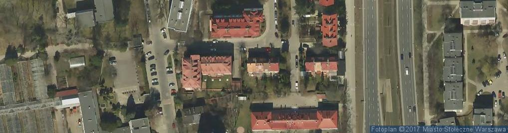 Zdjęcie satelitarne Teresa Pluta Teba - Firma Handlowo-Usługowa