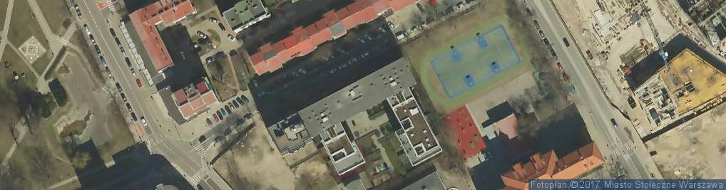 Zdjęcie satelitarne Termox