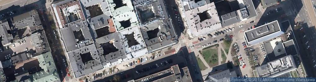 Zdjęcie satelitarne Terra Mare
