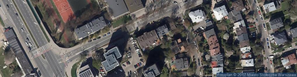 Zdjęcie satelitarne TGM