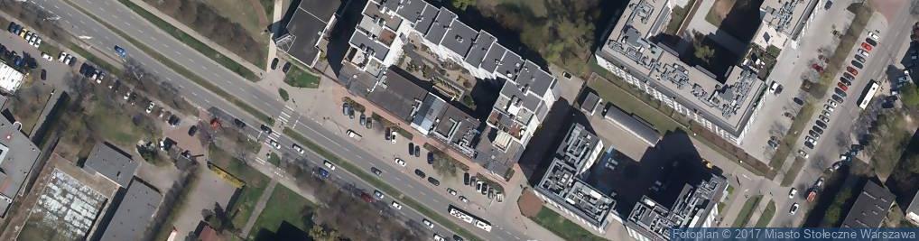 Zdjęcie satelitarne Thomas TV Sp. z o.o.