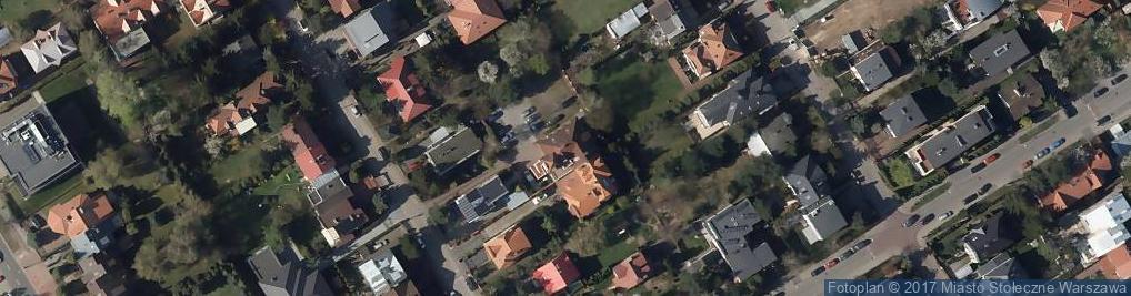 Zdjęcie satelitarne TK Biotech
