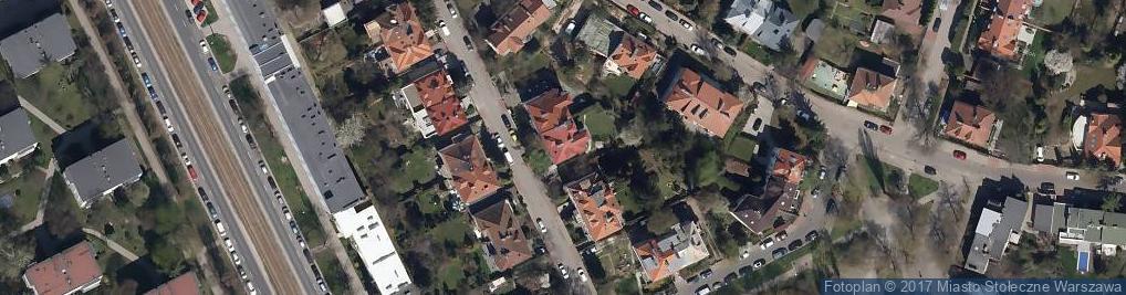 Zdjęcie satelitarne Tomasz Chmura - Działalność Gospodarcza
