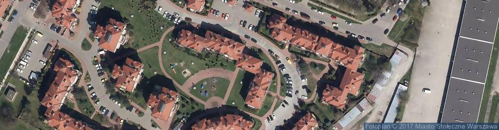 Zdjęcie satelitarne Tomasz Dobrzyński