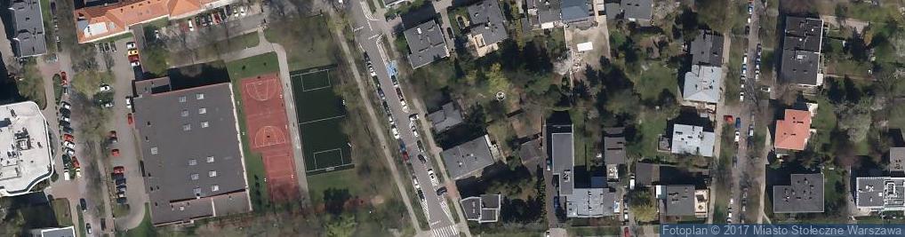 Zdjęcie satelitarne Tomasz Lachowski Wspólnik Spółki Cywilnej Wrocławska i Lachowski