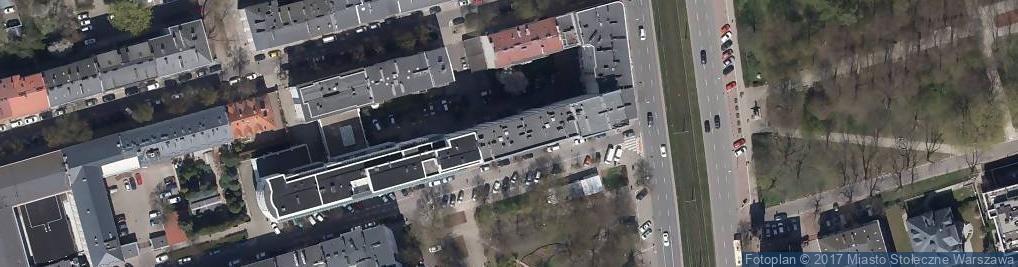 Zdjęcie satelitarne Tomasz Majstrewicz Verona