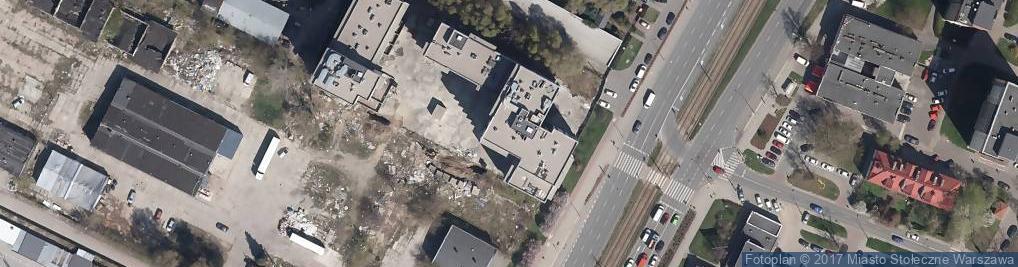 Zdjęcie satelitarne Top Choice