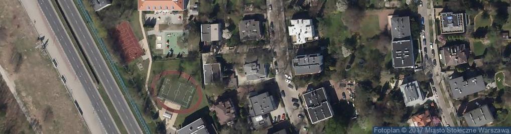 Zdjęcie satelitarne Top Grill