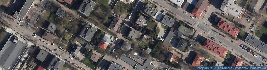 Zdjęcie satelitarne Tradetom