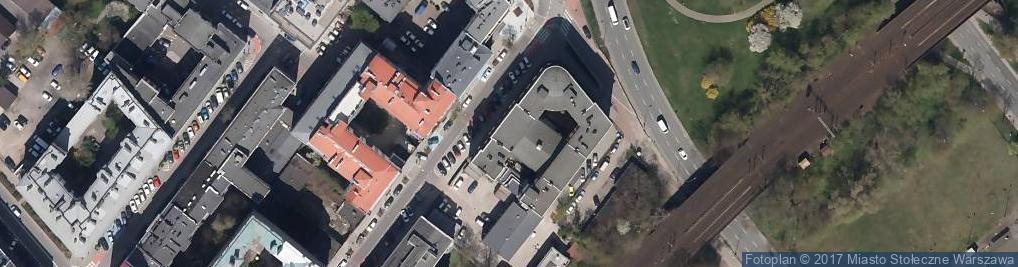 Zdjęcie satelitarne Trans Gepard w Likwidacji