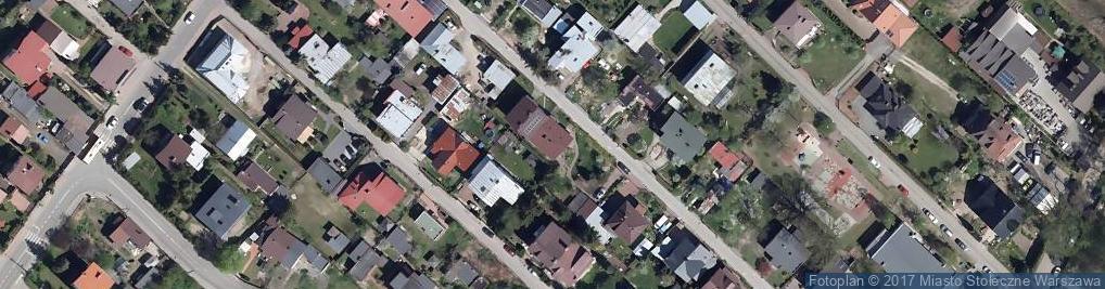 Zdjęcie satelitarne Transmag