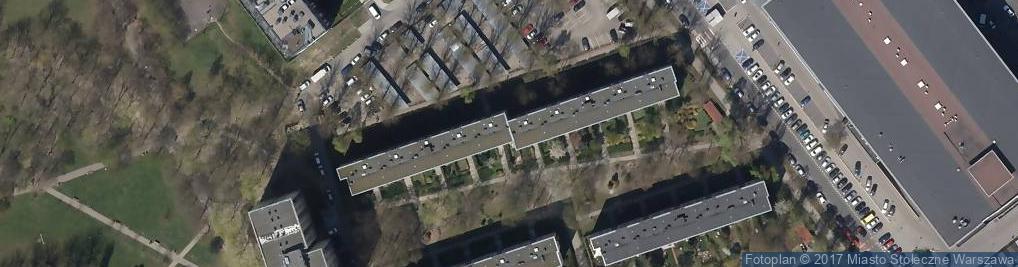 Zdjęcie satelitarne Transport Bagaż0Wy Akwizycja Handel Okrężny