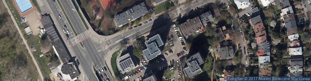 Zdjęcie satelitarne Transport Osobowy Taxi