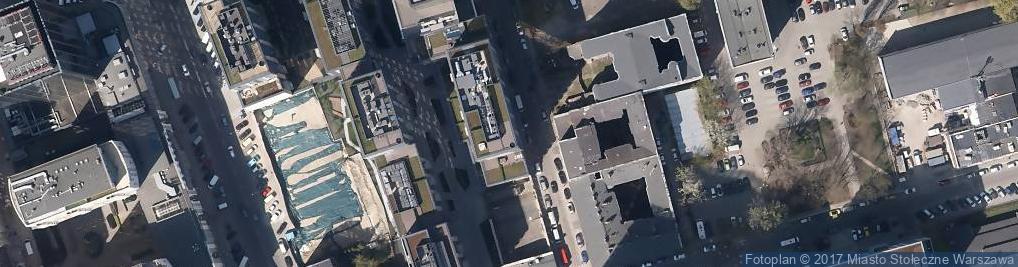 Zdjęcie satelitarne Travelbank Bankowe Biuro Podróży
