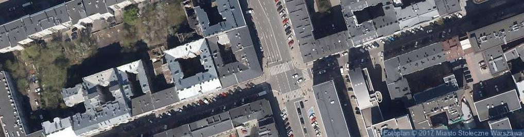 Zdjęcie satelitarne Tresa Usługi Fryzjersko Perukarskie
