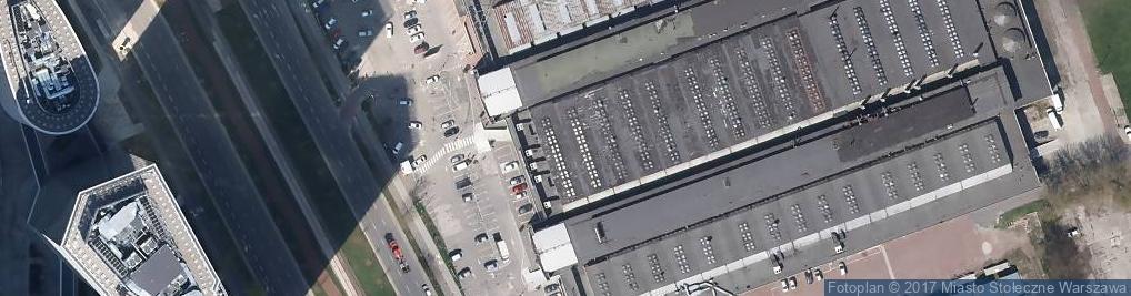 Zdjęcie satelitarne Trezor Systemy Zabezpieczeń
