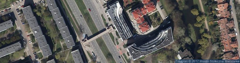 Zdjęcie satelitarne Tri Bike