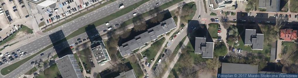 Zdjęcie satelitarne Triangiel Komo Graf Sołtysik w Mazur M Dmowski A Koper D