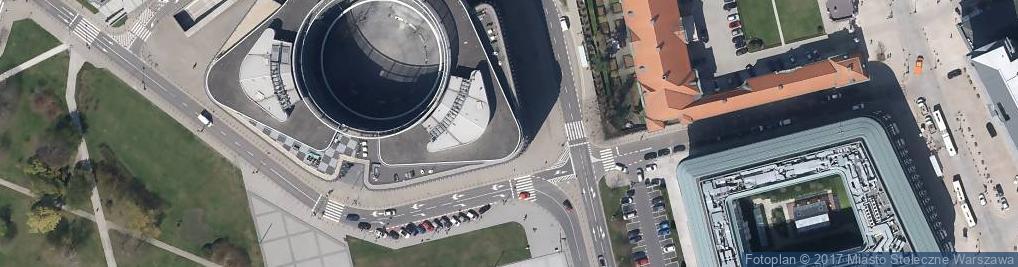 Zdjęcie satelitarne Tricity Holding