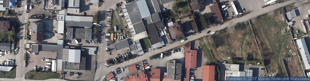 Zdjęcie satelitarne Trimar Wspólnik Spółki Cywilnej