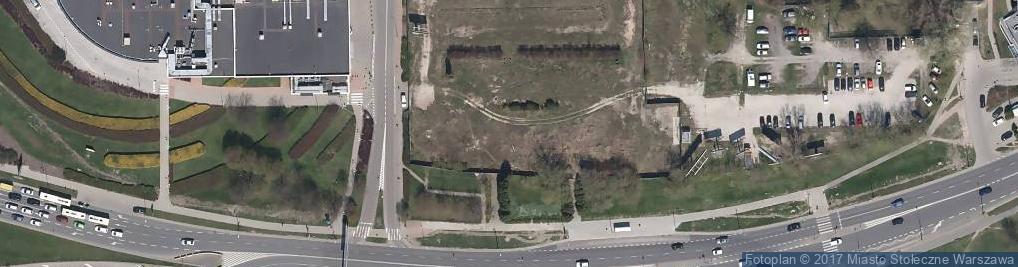Zdjęcie satelitarne Trimo D D Oddział w Warszawie