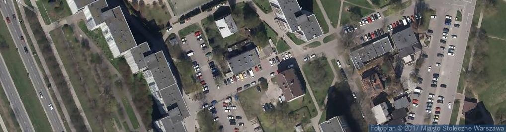 Zdjęcie satelitarne Ubezpieczenia Jakub Śliwiński