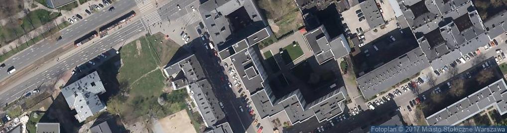 Zdjęcie satelitarne UBIK