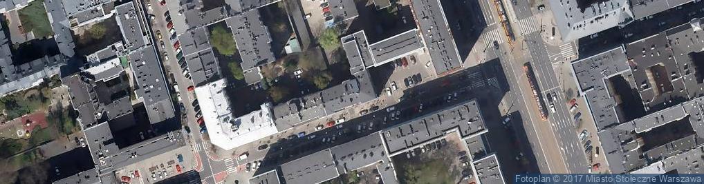 Zdjęcie satelitarne Undercut Barber Shop