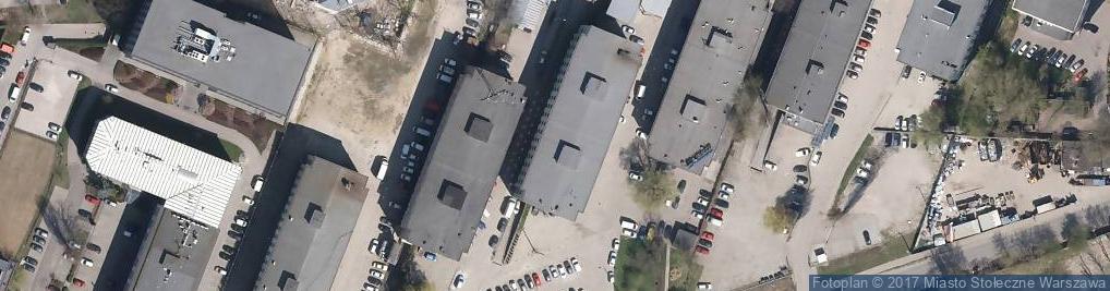 Zdjęcie satelitarne Unitra Unizet w Likwidacji