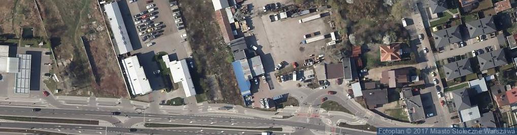 Zdjęcie satelitarne Unitronic