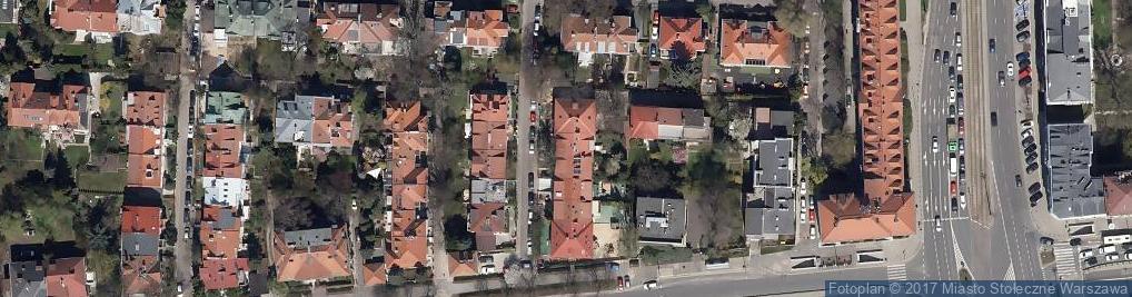 Zdjęcie satelitarne Universal Exports