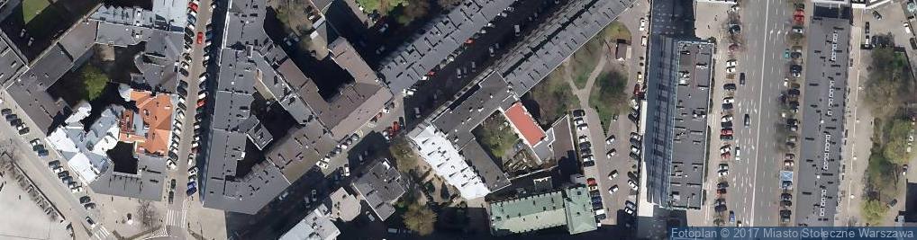 Zdjęcie satelitarne Upper Finance Med Consulting