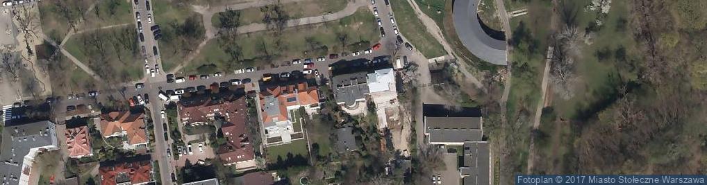 Zdjęcie satelitarne Upside