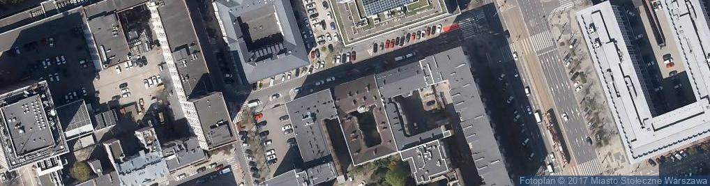 Zdjęcie satelitarne Urbanek i Wspólnicy