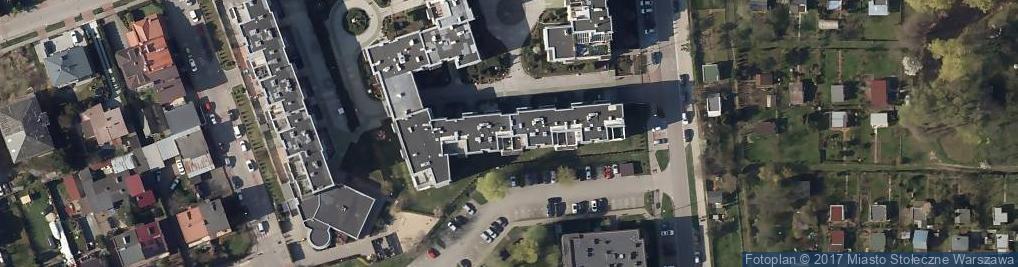 Zdjęcie satelitarne Usługi Finansowe