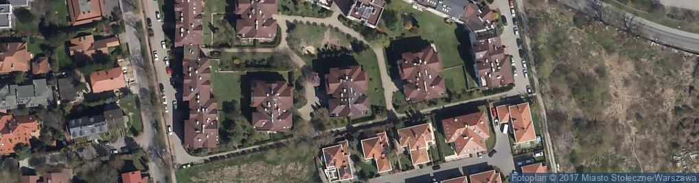 Zdjęcie satelitarne Usługi Medyczne