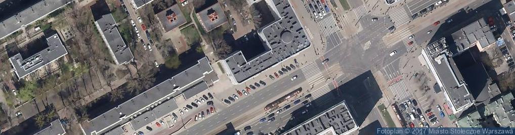 Zdjęcie satelitarne Usługi Parkingowo Portierskie