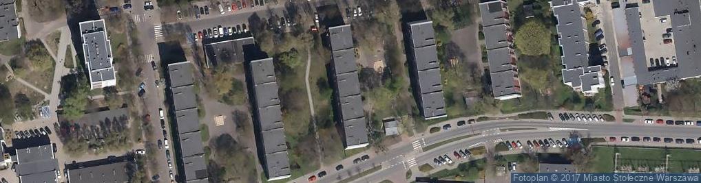 Zdjęcie satelitarne Usługi Psychologiczne