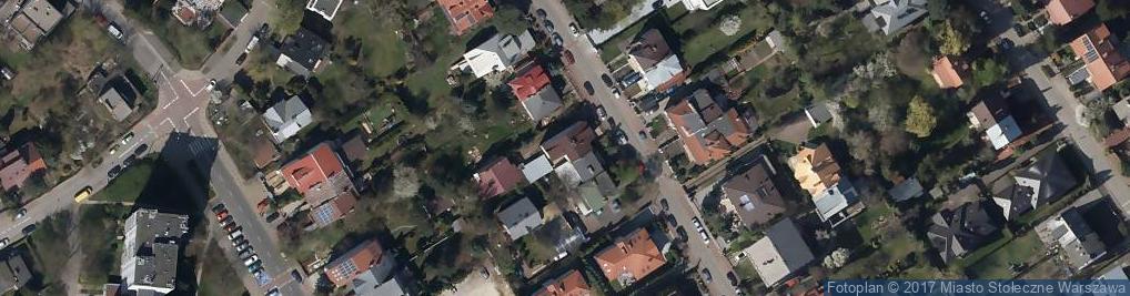 Zdjęcie satelitarne Usługi Stolarskie