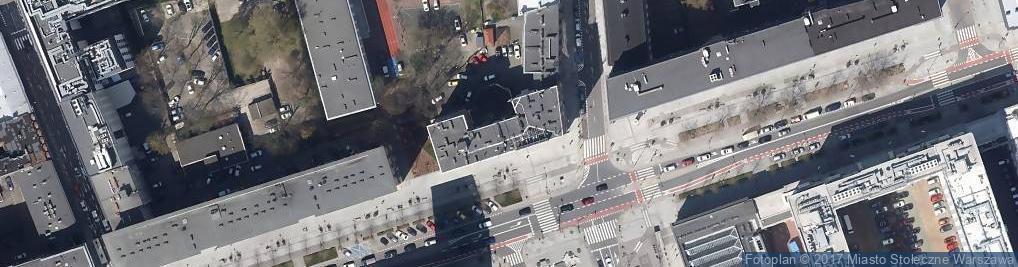 Zdjęcie satelitarne Usługi Transportowe Marcin Śliwiński
