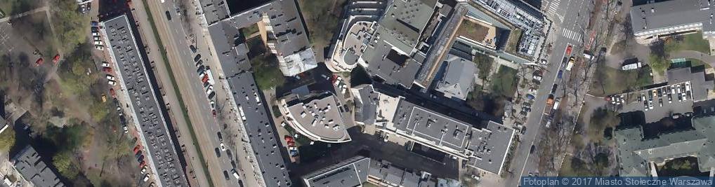 Zdjęcie satelitarne Usługi Transportowe Taxi Osobowe