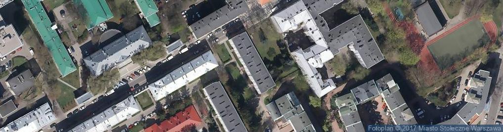 Zdjęcie satelitarne Usługi Transportowe