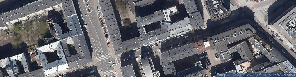 Zdjęcie satelitarne Usługi Transportowo Bagażowe