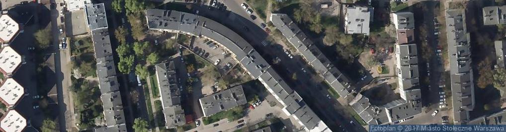 Zdjęcie satelitarne Usługowy Warsztat Ślusarski