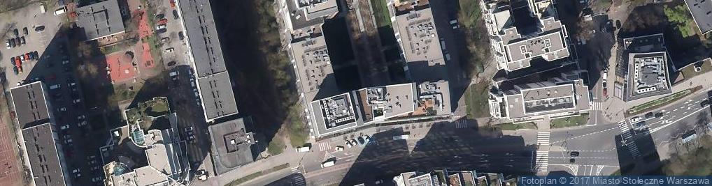 Zdjęcie satelitarne Various Galeria Dorota Warowny, Agata Witkiewicz
