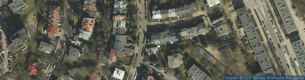 Zdjęcie satelitarne Varsavolo