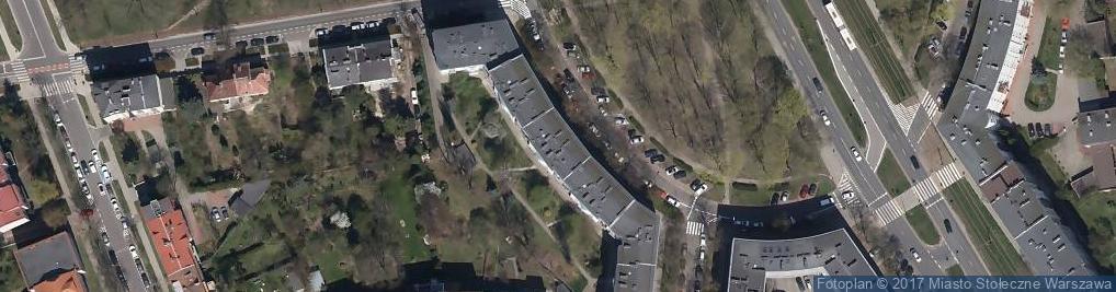 Zdjęcie satelitarne Vector Polska